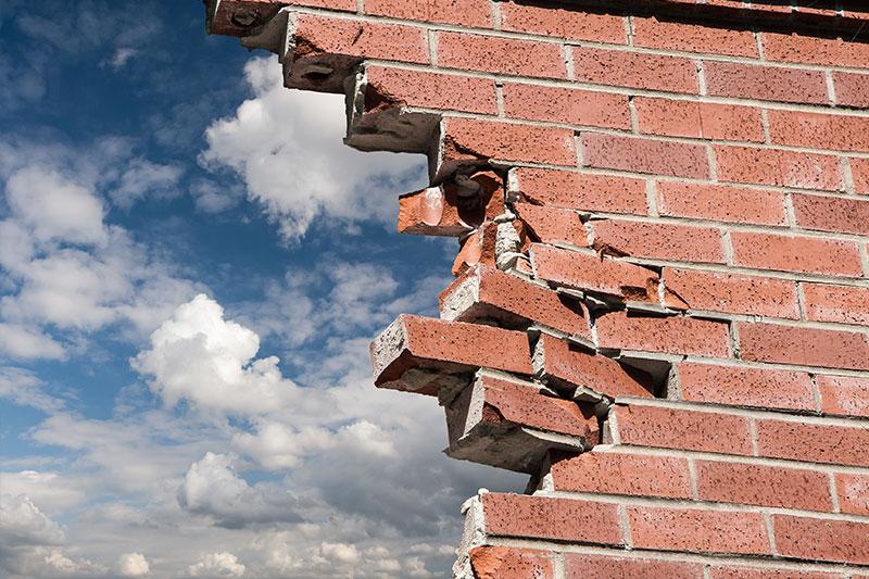 Breaking Through Wall